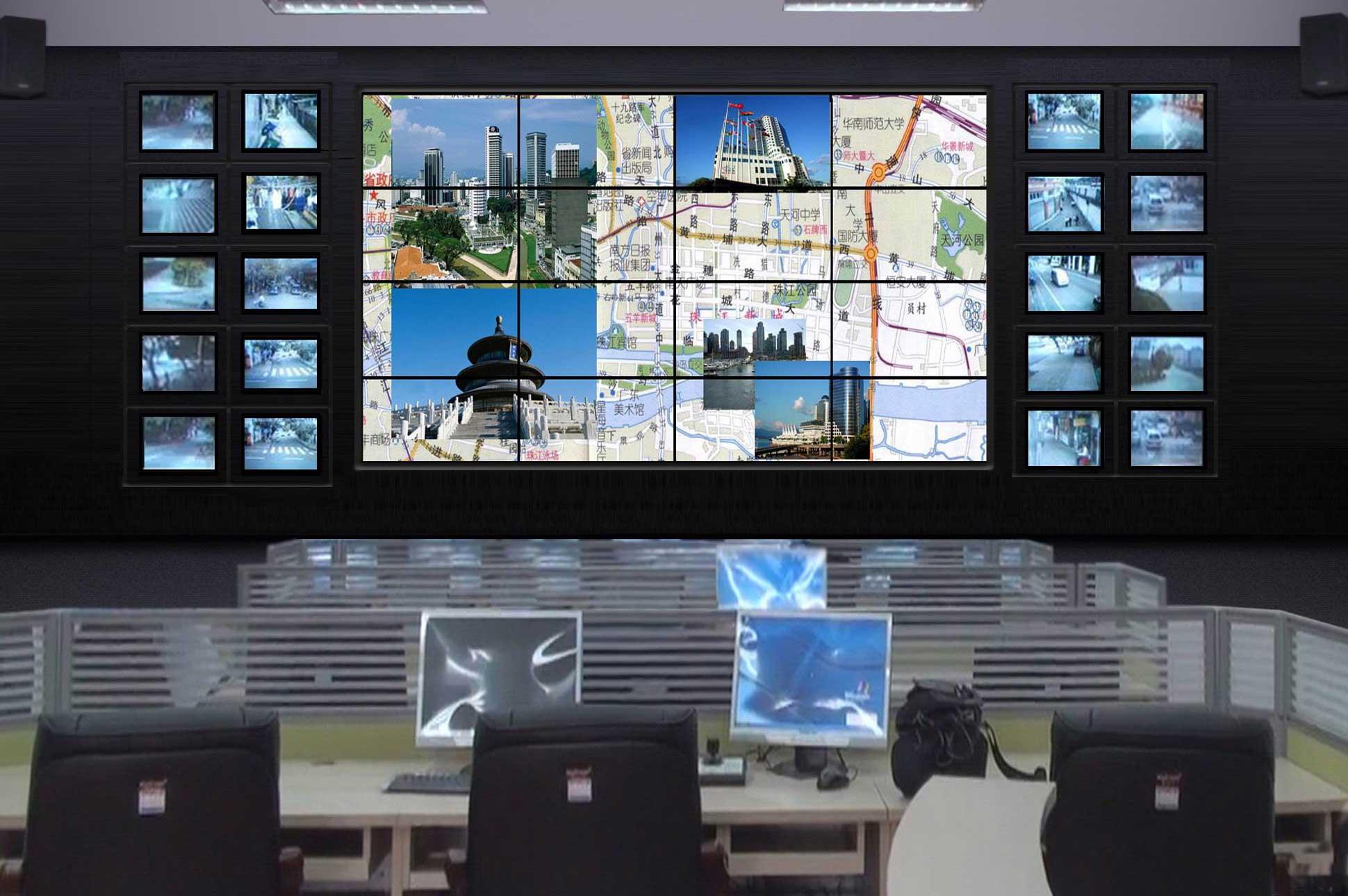 智能监控系统逐渐取代传统监控